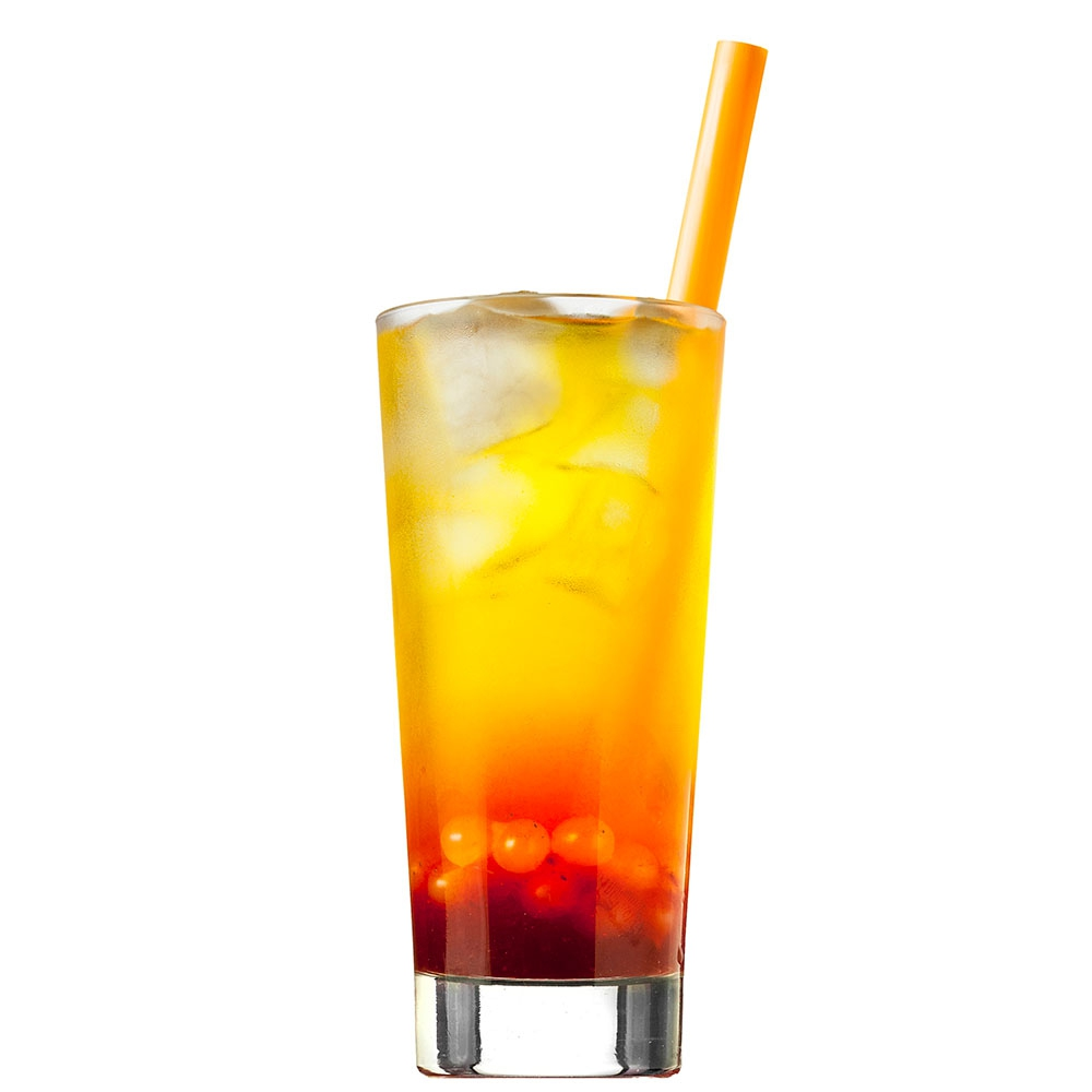 Bubble tea - made from jasmin or green
