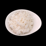 Japanese steamed rice