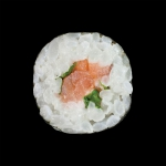Smoked Salmon, Ruccola maki