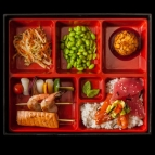 Bento 1 with Miso soup