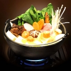 Hot Pot (for 2 persons) with seafood