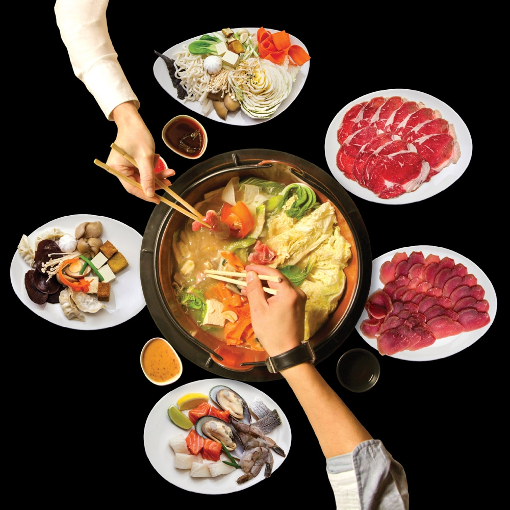 Nabemono – The japanese Hot Pot